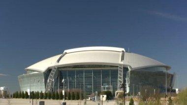 Dallas Cowboys Stadium — Stock Video
