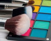 Set of professional makeup — Stock Photo