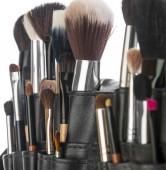 Pinceau de maquillage professionnel — Photo