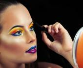 Professional Make up concept — Stock Photo