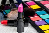 Set of professional makeup — Stock Photo
