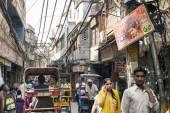 Delhi — Stock Photo