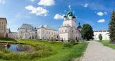 Panorama of the Kremlin in city Rostov — Foto de Stock