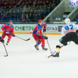 ������, ������: Hockey match CSKA Severstal