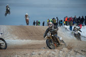 All-Russian motocross named VP Chkalov — Stock fotografie