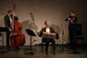 """The orchestra """"Soledad Orquesta"""" — Foto Stock"""