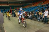FMX rider  Massimo Bianconcin — Stock Photo