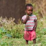 Kenyan masai kid — Stock Photo #61755125