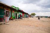 Kenyan masai village — ストック写真