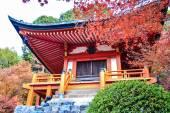 Daigo-ji is a Shingon Buddhist temple in Fushimi-ku — Stock Photo