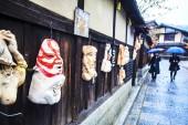 Kiyomizu-dera Temple Gate in Kyoto, Japan — Stock Photo