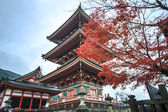 Kiyomizu-dera Temple Gate in Kyoto, Japan — ストック写真