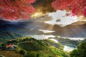 Image of beatiful landscape, Taiwan — Stock Photo