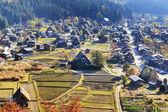 The Historic Villages of Shirakawa-gand Gokayama — Stockfoto
