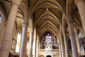 Notre-Dame Cathedral, Luxembourg — Foto de Stock