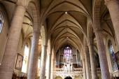 Notre-Dame Cathedral, Luxembourg — Stock fotografie