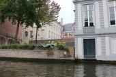 Bruges, Bélgica — Fotografia Stock