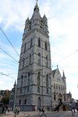 Belfry of Ghent, Belgium — Photo