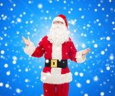 Man in costume of santa claus — Photo