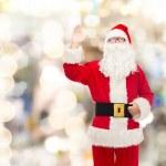Man in costume of santa claus — Stock Photo #60817247