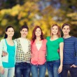 Group of smiling students standing — Stock Photo #67231281