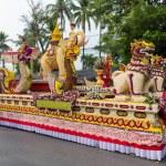 Chiang Mai Flower Festival at Suan Buak Hat Park — Stock Photo #69789923