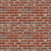 Brick wall seamless texture — Stock Photo