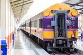 CHIANG MAI, THAILAND - APRIL 9 : Chiang mai traning station on 9 — Stock Photo