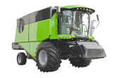 Agricultural harvester — Stock Photo