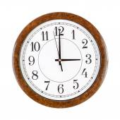 Clock face showing 3 o'clock — Stock Photo