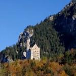 Castle of Neuschwanstein near Munich in Germany — Stock Photo #66186425