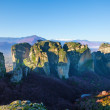 Panorama of Meteora mountains — Stock Photo #52639879