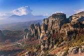 Monastery of Rousanou, Greece — Stock Photo