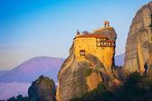 Holy Monastery of St. Nicholas Anapausas — Stock Photo