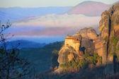 St. Nicholas Anapausas Monastery — Stock Photo