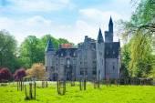 Bornem Castle near Antwerp — Stock Photo