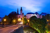 Saint Michael's Church in Luxembourg — Stock Photo