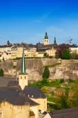 Luxemburg view — Stock Photo