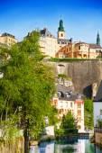 Cityscape of Luxemburg — Stock Photo