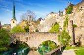 Abbey de Neumunster in Luxembourg — Stock Photo