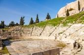 在雅典的 Dionisou — 图库照片
