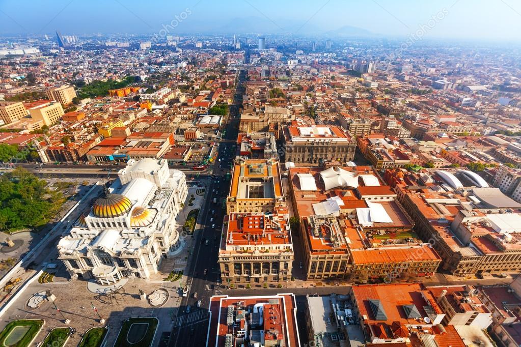 Palais des beaux arts et le centre ville de mexico for Centre des arts de shawinigan piscine