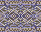 Ornamento geometrico — Vettoriale Stock
