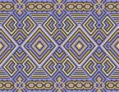 Geometric ornament — Stock Vector