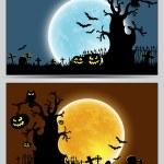 Halloween background — Stock Vector #53967575