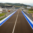 Line of championship Formula 1 in Sochi in Olympic park — Stock Photo #55092109