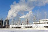 Working plant — Stock Photo