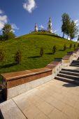 Church (Belarus) — Stock fotografie