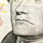 American money — Stock Photo #71251517
