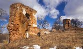 Fortress ruins — Stock Photo